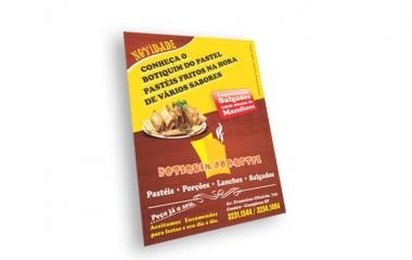 Folheto Flyer Campinas | impressos em papel couche
